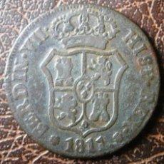Monedas de España: FERNANDO VII 1811 VI QUARTS 6CUARTOS PRINCIPADO DE CATALUÑA VER FOTOS. Lote 48726696