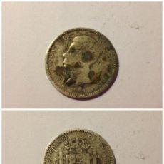 Monedas de España: MONEDA 1904- 1 PESETA - ALFONSO XIII. Lote 49115221