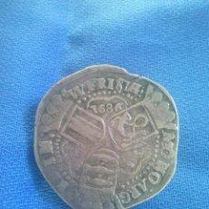 Monedas de España: MONEDA DE PLATA, DAALDER DE 1686 WEST FRIESLAND ( HOLANDA ) PESO 15 GRAMOS MBC+. PAISES BAJOS.. Lote 49436491