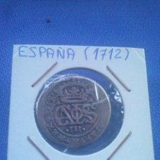 Monedas de España: MONEDA DE PLATA, 2 REALES DE CARLOS III PRETENDIENTE AL TRONO 1712 CECA BARCELONA MBC+.. Lote 49452944