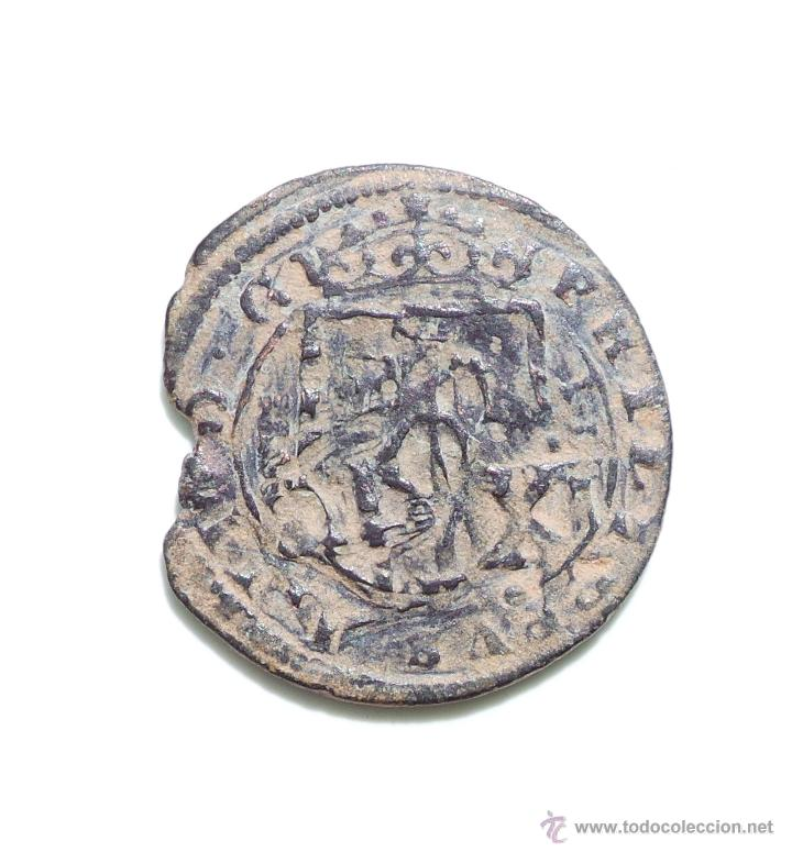 FELIPE IIII, SEGOVIA, 1624 , VIII MARAVEDÍS. - 8 MARAVEDIES FELIPE IIII 1624 SEGOVIA (Numismática - España Modernas y Contemporáneas - De Reyes Católicos (1.474) a Fernando VII (1.833))