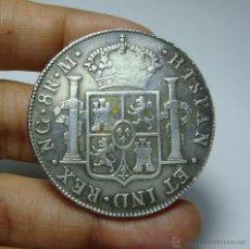 Monedas de España: 8 REALES. PLATA. FERNANDO VII. GUATEMALA - 1817 - M. Lote 105397731