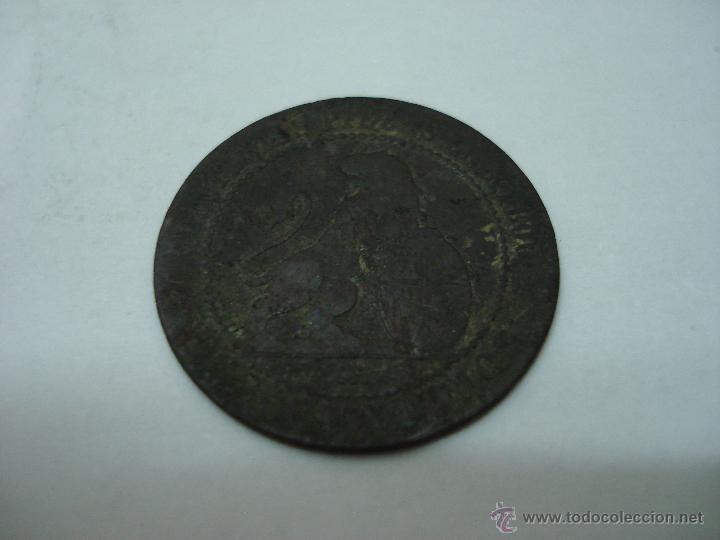 Monedas de España: LOTE 79 MONEDAS ANTIGUAS DE 2 CENTIMOS 1870, 5 CENTIMOS 1870, 1878, 1879 Y 10 CENTIMOS 1877-79 - Foto 6 - 51765508