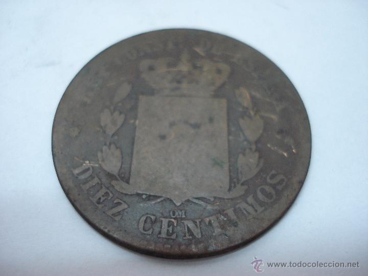 Monedas de España: LOTE 79 MONEDAS ANTIGUAS DE 2 CENTIMOS 1870, 5 CENTIMOS 1870, 1878, 1879 Y 10 CENTIMOS 1877-79 - Foto 11 - 51765508
