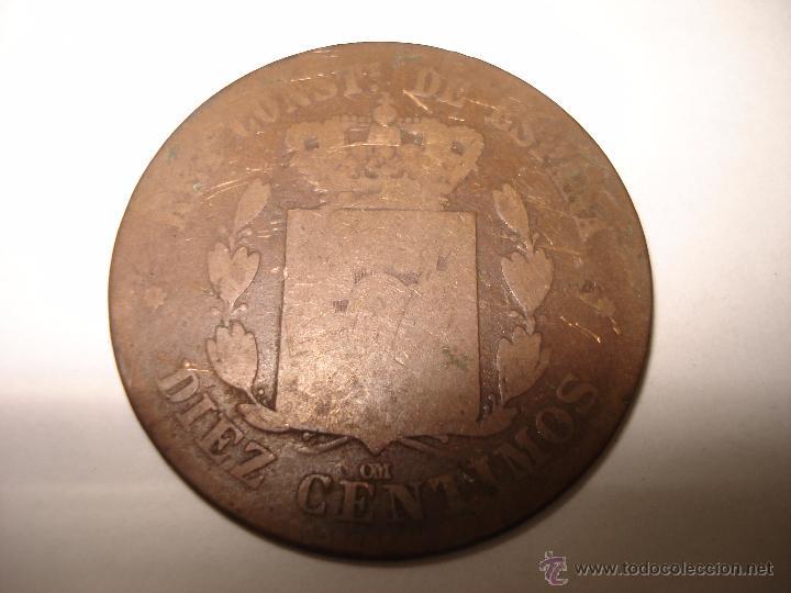Monedas de España: LOTE 79 MONEDAS ANTIGUAS DE 2 CENTIMOS 1870, 5 CENTIMOS 1870, 1878, 1879 Y 10 CENTIMOS 1877-79 - Foto 12 - 51765508