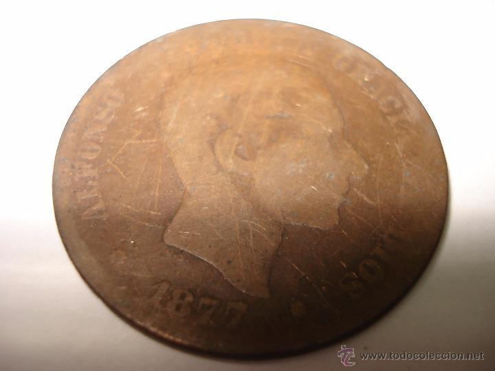 Monedas de España: LOTE 79 MONEDAS ANTIGUAS DE 2 CENTIMOS 1870, 5 CENTIMOS 1870, 1878, 1879 Y 10 CENTIMOS 1877-79 - Foto 13 - 51765508