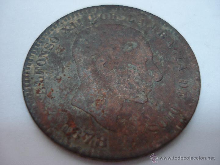 Monedas de España: LOTE 79 MONEDAS ANTIGUAS DE 2 CENTIMOS 1870, 5 CENTIMOS 1870, 1878, 1879 Y 10 CENTIMOS 1877-79 - Foto 14 - 51765508