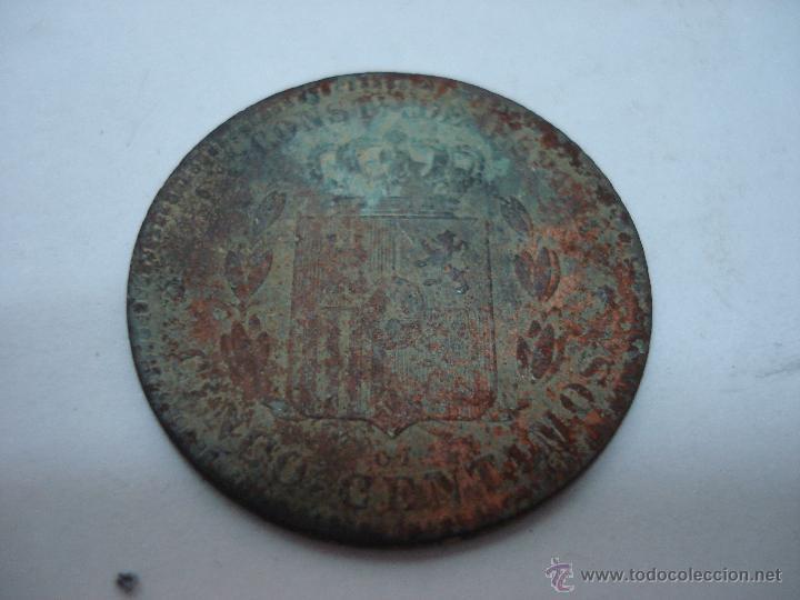 Monedas de España: LOTE 79 MONEDAS ANTIGUAS DE 2 CENTIMOS 1870, 5 CENTIMOS 1870, 1878, 1879 Y 10 CENTIMOS 1877-79 - Foto 15 - 51765508