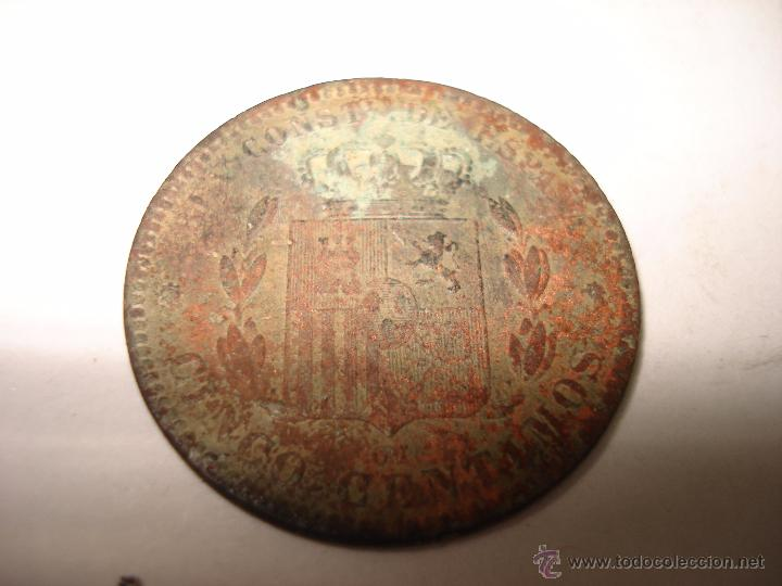 Monedas de España: LOTE 79 MONEDAS ANTIGUAS DE 2 CENTIMOS 1870, 5 CENTIMOS 1870, 1878, 1879 Y 10 CENTIMOS 1877-79 - Foto 16 - 51765508