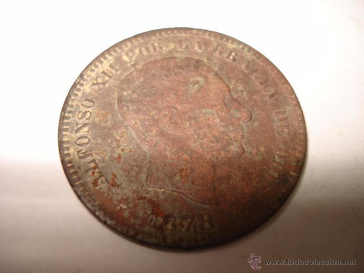 Monedas de España: LOTE 79 MONEDAS ANTIGUAS DE 2 CENTIMOS 1870, 5 CENTIMOS 1870, 1878, 1879 Y 10 CENTIMOS 1877-79 - Foto 17 - 51765508
