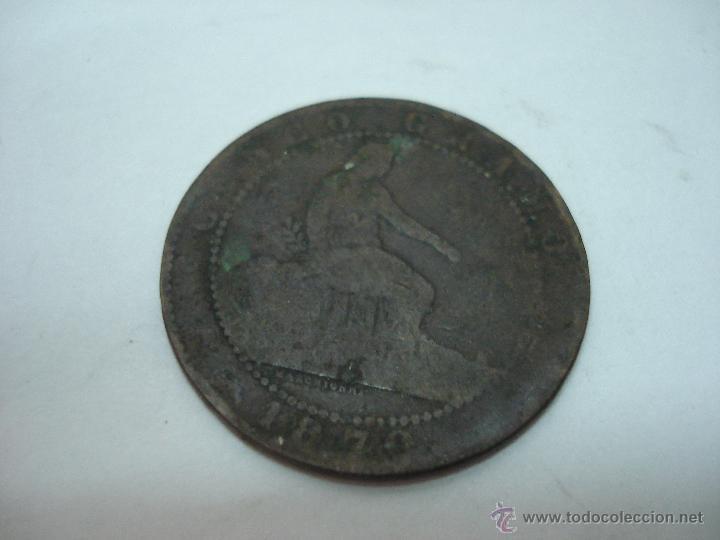 Monedas de España: LOTE 79 MONEDAS ANTIGUAS DE 2 CENTIMOS 1870, 5 CENTIMOS 1870, 1878, 1879 Y 10 CENTIMOS 1877-79 - Foto 22 - 51765508
