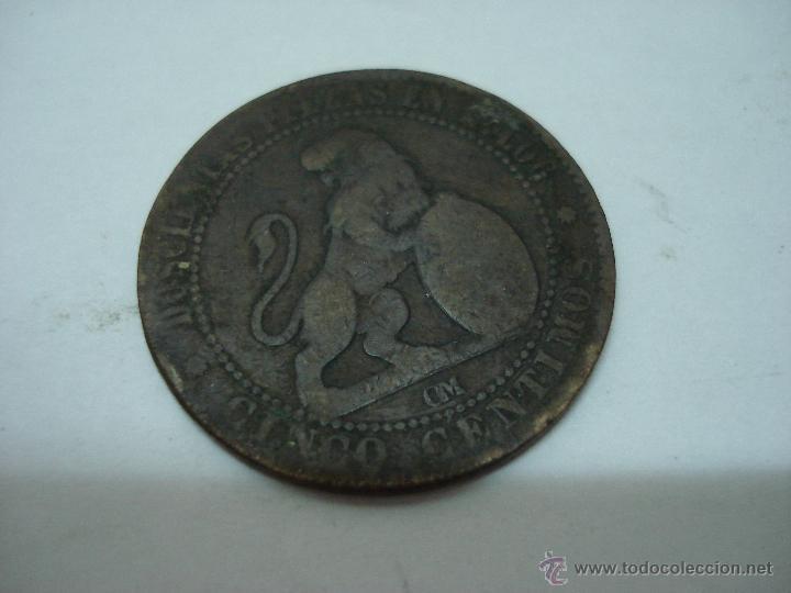 Monedas de España: LOTE 79 MONEDAS ANTIGUAS DE 2 CENTIMOS 1870, 5 CENTIMOS 1870, 1878, 1879 Y 10 CENTIMOS 1877-79 - Foto 23 - 51765508