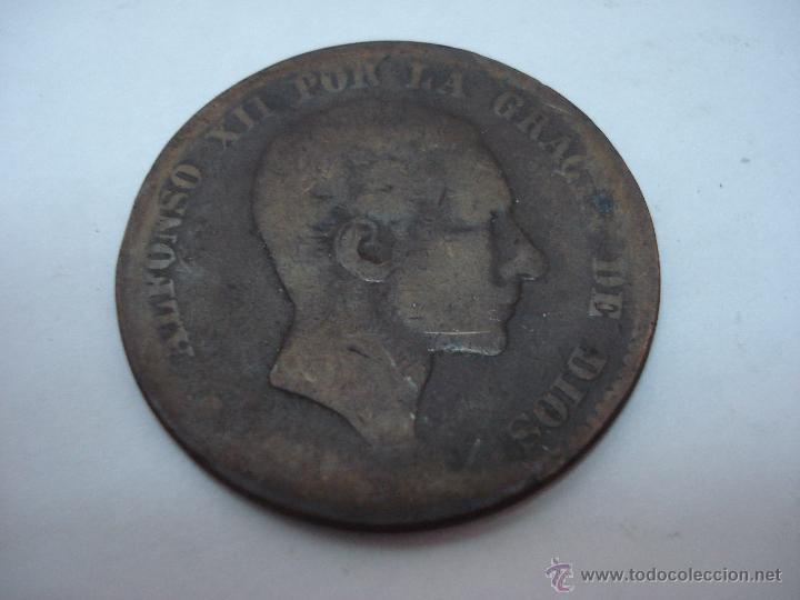 Monedas de España: LOTE 79 MONEDAS ANTIGUAS DE 2 CENTIMOS 1870, 5 CENTIMOS 1870, 1878, 1879 Y 10 CENTIMOS 1877-79 - Foto 27 - 51765508
