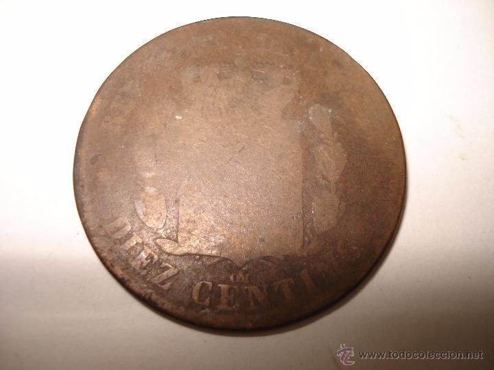 Monedas de España: LOTE 79 MONEDAS ANTIGUAS DE 2 CENTIMOS 1870, 5 CENTIMOS 1870, 1878, 1879 Y 10 CENTIMOS 1877-79 - Foto 28 - 51765508