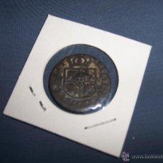Monedas de España: FELIPE V . SEISENO COBRE AÑO 1711. Lote 51810429