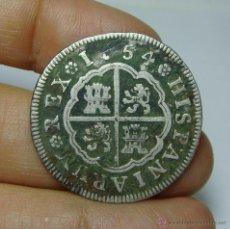 Monedas de España: 2 REALES. PLATA. FERNANDO VI. MADRID - 1754 - JB. Lote 51887357