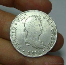 Monedas de España: 2 REALES. PLATA. FERNANDO VII. SEVILLA - 1826 - JB. Lote 51924348