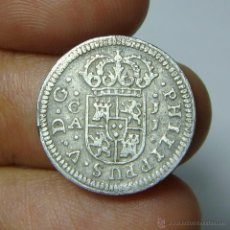 Monedas de España: 1/2 REAL. PLATA. FELIPE V. CUENCA - 1719 - JJ. Lote 51931303
