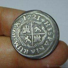 Monedas de España: 1 REAL. PLATA. FELIPE V. SEVILLA - 1721 - J. Lote 51931365