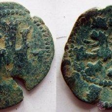 Monedas de España: FELIPE II 2 MARAVEDIS CON RESELLO DE III MARAVEDIS. Lote 52254181