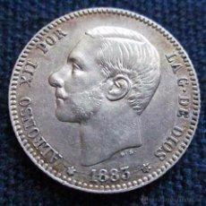 Monedas de España: PRECIOSA PESETA 1883 (*18*83). ALFONSO XII.. Lote 52368529