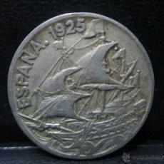 Monedas de España: 25 CENTIMOS 1925 ALFONSO XIII. Lote 53209797
