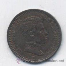 Monedas de España: ALFONSO XIII- 2 CENTIMOS-1904*04-SMV-SC. Lote 53488851
