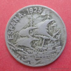 Monedas de España: 25 CÉNTIMOS ESPAÑA 1925. Lote 53526967