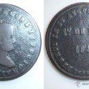 Monedas de España: MEDALLA PROCLAMACIÓN **ISABEL II**. FERROL. 1º DE DICIEMBRE DE 1843. Lote 54010116