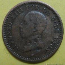 Monedas de España: ALFONSO XIII. 1912. 2 CÉNTIMOS. Lote 54141429