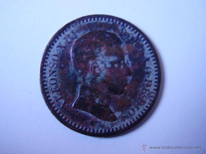 2 CÉNTIMOS ALFONSO XIII 1904 (Numismática - España Modernas y Contemporáneas - De Isabel II (1.834) a Alfonso XIII (1.931))