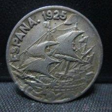 Monedas de España: 25 CENTIMOS 1925. Lote 54518340