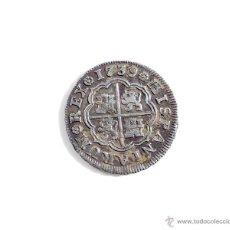 Monedas de España: 1 REAL DE PLATA DE 1739 JF. CECA DE MADRID.REY FELIPE V - MBC. Lote 54564562