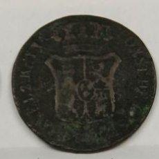 Monedas de España: MO-163 - COLECCIÓN 3 MONEDAS EN COBRE. ISABEL II. 1841. 6 QUARTOS.. Lote 50644777