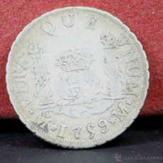 Monedas de España: MO-208 - MONEDA EN PLATA. 2 REALES FERNADO VI. ESPAÑA. 1759.. Lote 54908744