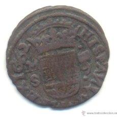 Monedas de España: AB- 16 MARAVEDIS 1662 MADRID FELIPE IV. Lote 54926207