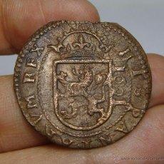Monedas de España: BONITOS 8 MARAVEDÍS. FELIPE III. SEGOVIA - 1601. Lote 55085094