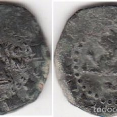 Monedas de España: FELIPE II: 2 CUARTOS BURGOS. Lote 55149623