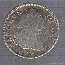 Monedas de España: 2 REALES. CARLOS IIII. 1774. MADRID. VER IMAGEN. Lote 55169293