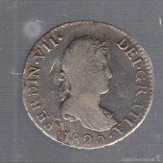 Monedas de España: 2 REALES. FERNANDO VII. 1820. SEVILLA. VER IMAGEN. Lote 55170575