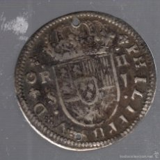 Monedas de España: 2 REALES. FELIPE V. 1721. SEVILLA. VER IMAGENES. Lote 55172418