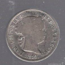 Monedas de España: 4 REALES. ISABEL II. 1858. MADRID. VER IMAGENES. Lote 55235965