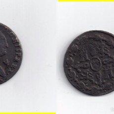 Monedas de España: CARLOS IV: 4 MARAVEDIS 1794 SEGOVIA. Lote 56086753