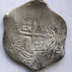 Monedas de España: FELIPE III. MUY RARO 8 REALES.OVERDATE.MEXICO. D 1619/8. 1619 OVER 1618. Lote 56155310