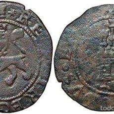 Monedas de España: *** BONITOS 2 MARAVEDIS DE REYES CATÓLICOS CUENCA, ARMIÑO Y ROEL ***. Lote 56239558