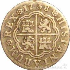 Monedas de España: ESPAÑA. FELIPE V. 1 REAL 1.738 MADRID (JF). Lote 56663726