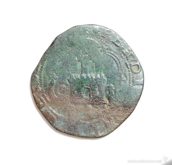 Monedas de España: CUATRO MARAVEDIES REYES CATOLICOS CECA DE CUENCA - Foto 2 - 56925618
