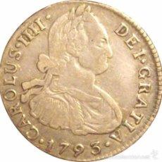 Monedas de España: ESPAÑA. CARLOS IV. 2 REALES 1.793 LIMA. Lote 57092244