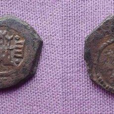 Monedas de España: 1605-1618, 4 MARAVEDÍES, SEGOVIA, FELIPE III, CASA VIEJA CALICÓ TIPO 157. SALIDA 1 CÉNTIMO. VAL 25 €. Lote 57096249