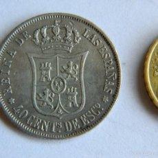 Monedas de España: MONEDA DE PLATA ISABEL II. Lote 57110275